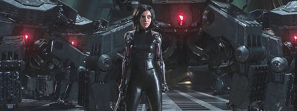 Alita, Captain Marvel and Furie: To CGI or Not to CGI, That Is the Question