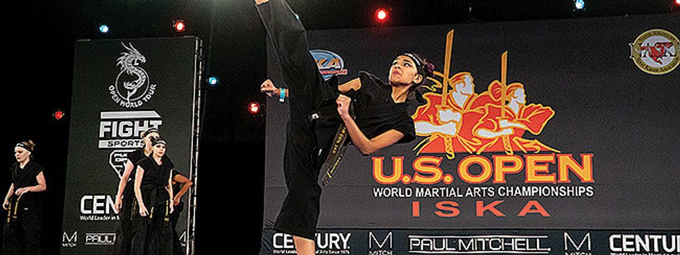 2019 U.S. Open Karate Tournament