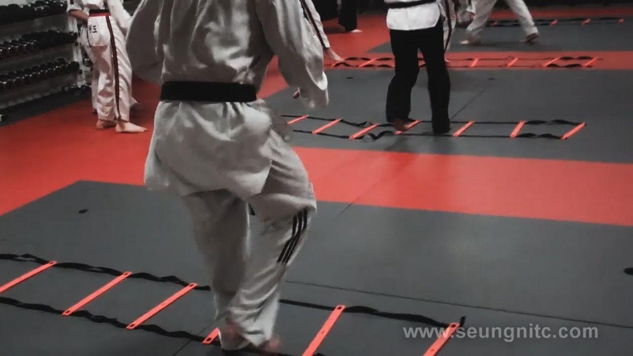 Martial Arts Speed
