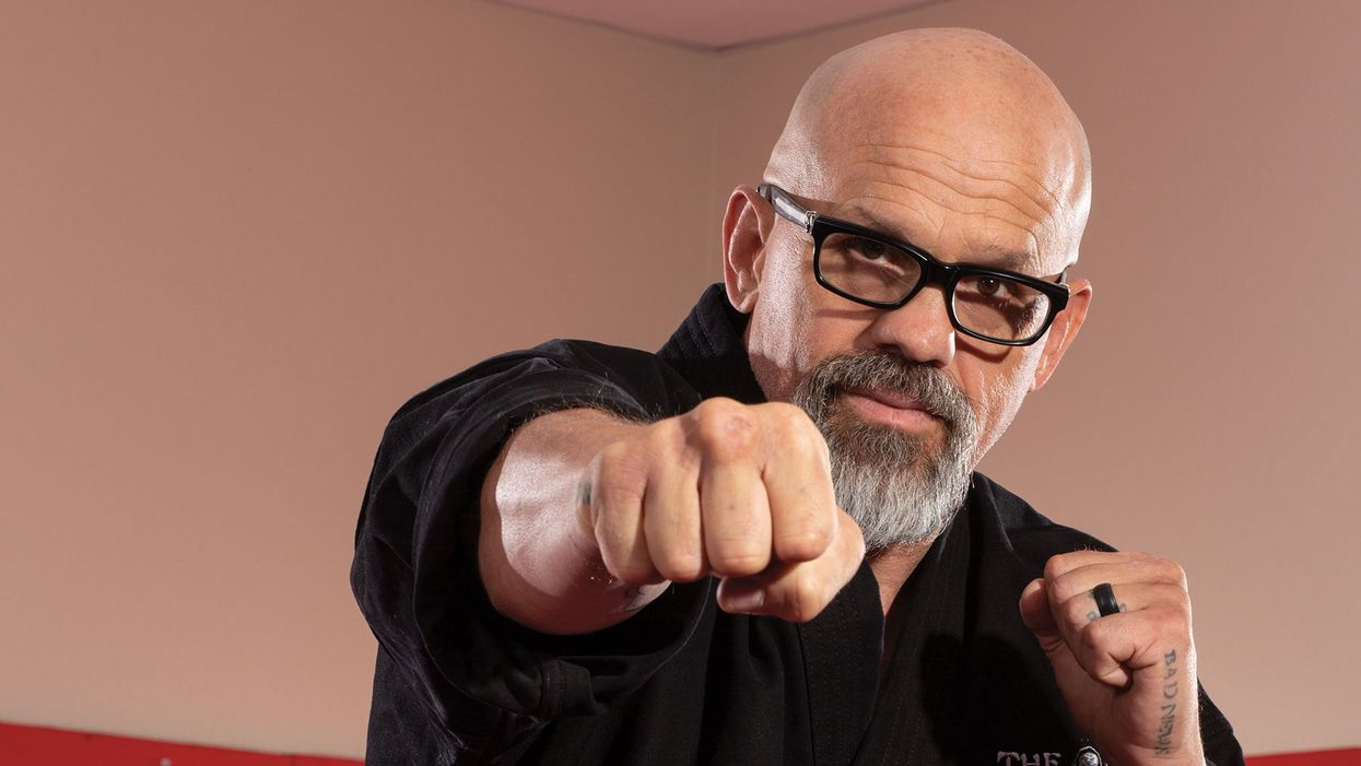 Fight smarts from John Hackleman