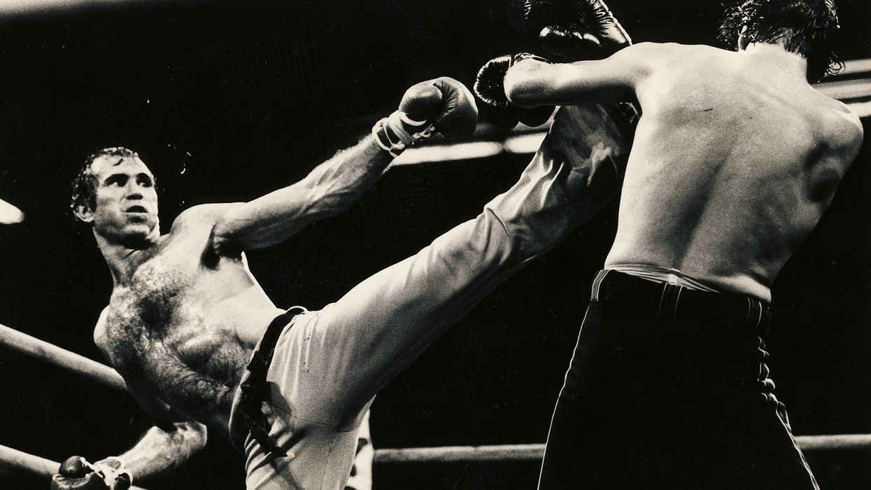 Bill Wallace on the Death Touch and Other Martial Arts Myths