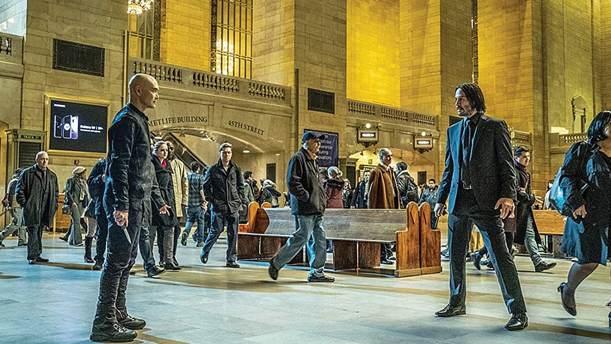 Director Chad Stahelski on John Wick: Chapter 3