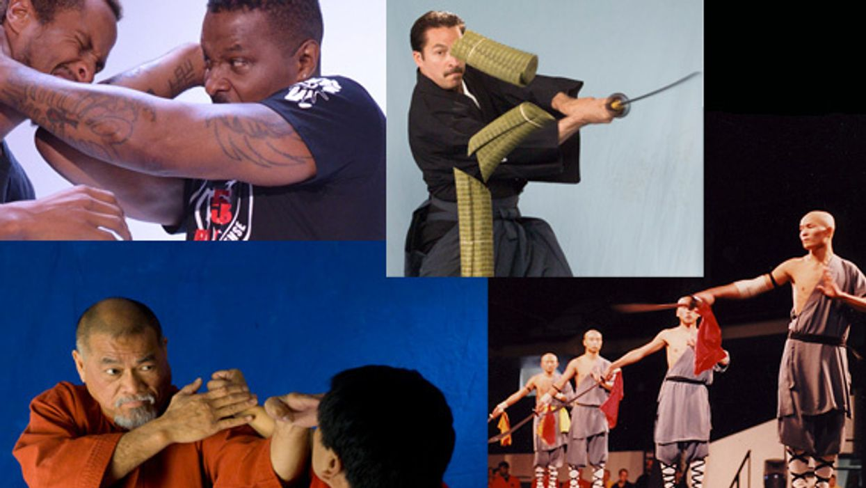 More Words of Wisdom and Inspiration From Martial Arts Masters