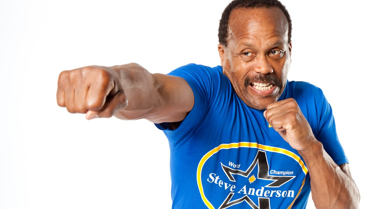 Steve Nasty Anderson Remembers the Decade He Spent on Top of Sport Karate