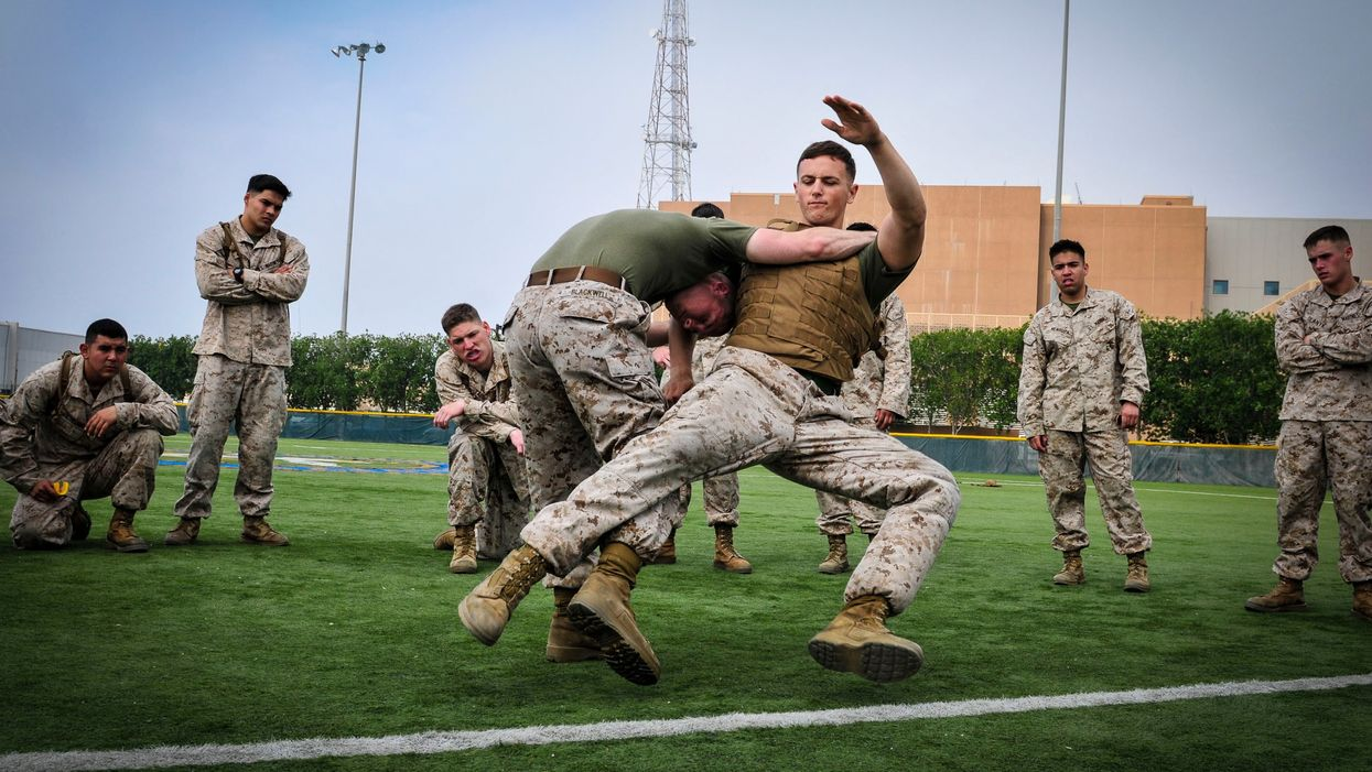 Department of (Self)-Defense: Military Training and the Martial Arts