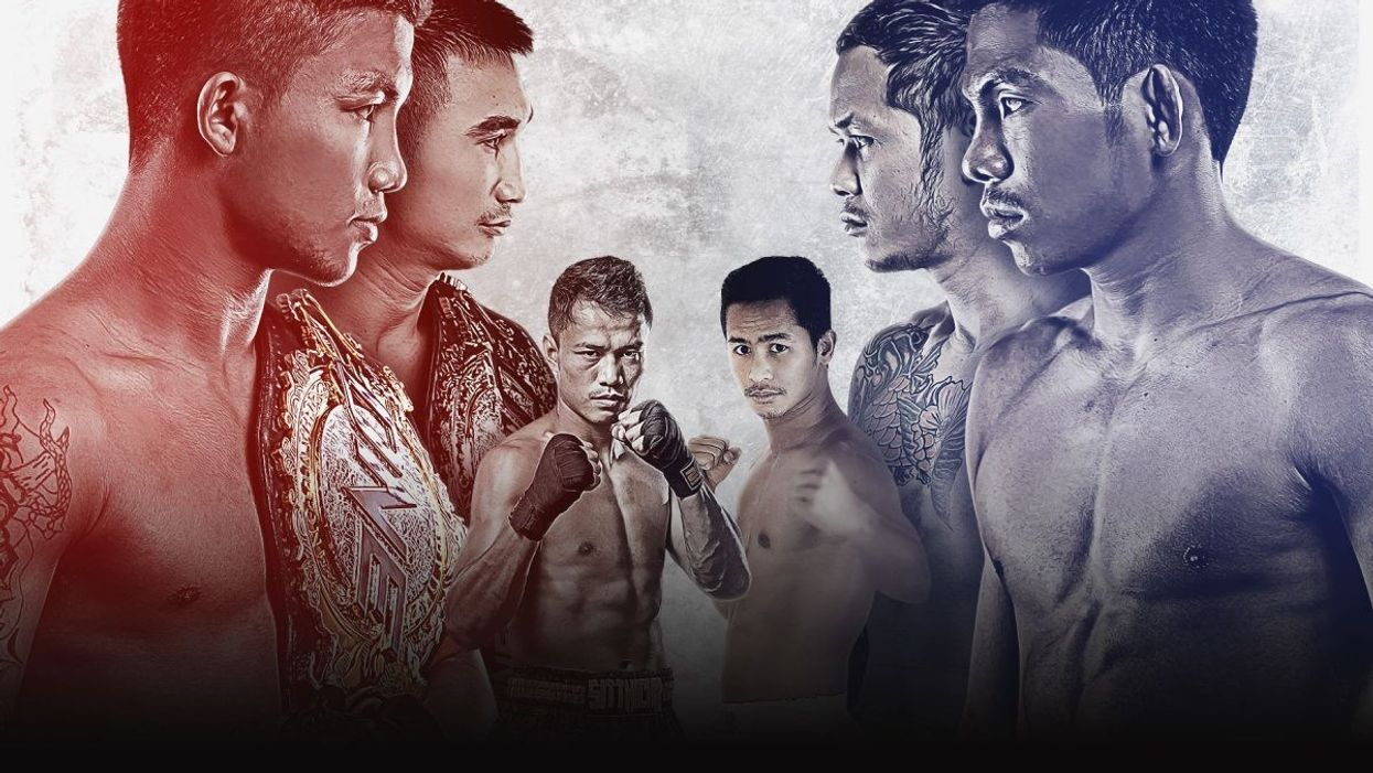 Sitthichai Sitsongpeenong and Superbon: ONE Super Series featherweight kickboxing