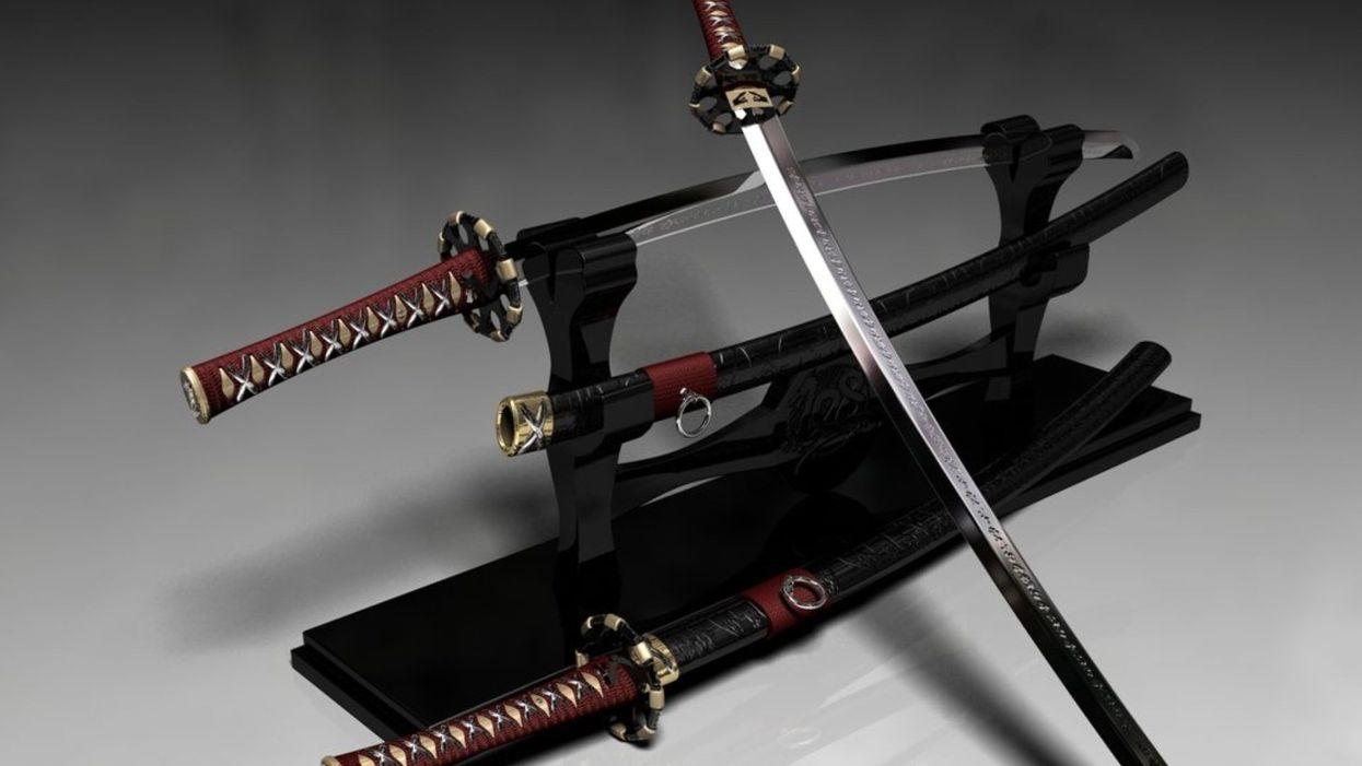 Katana Tricks and Stupid Japanese Sword Injuries