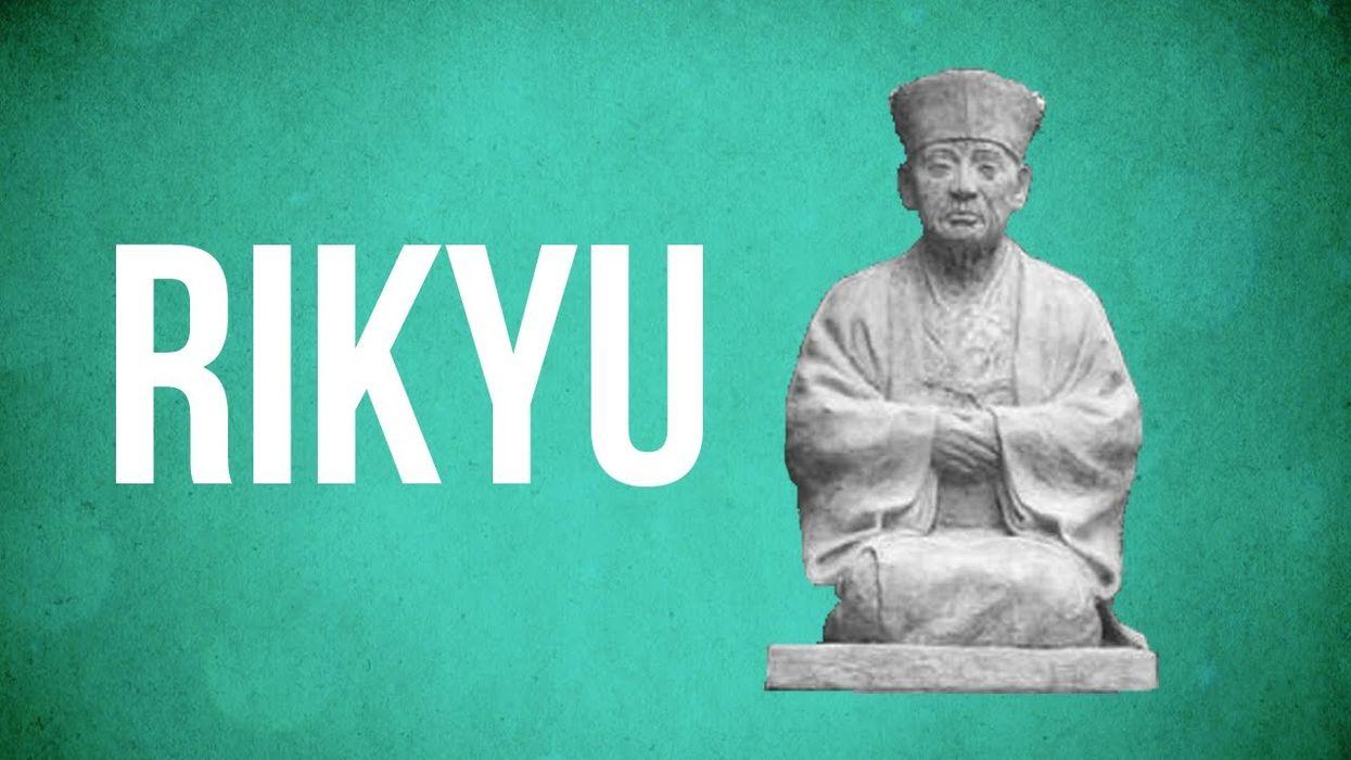 How Sen No Rikyu Used the Japanese Tea Ceremony for Samurai Training