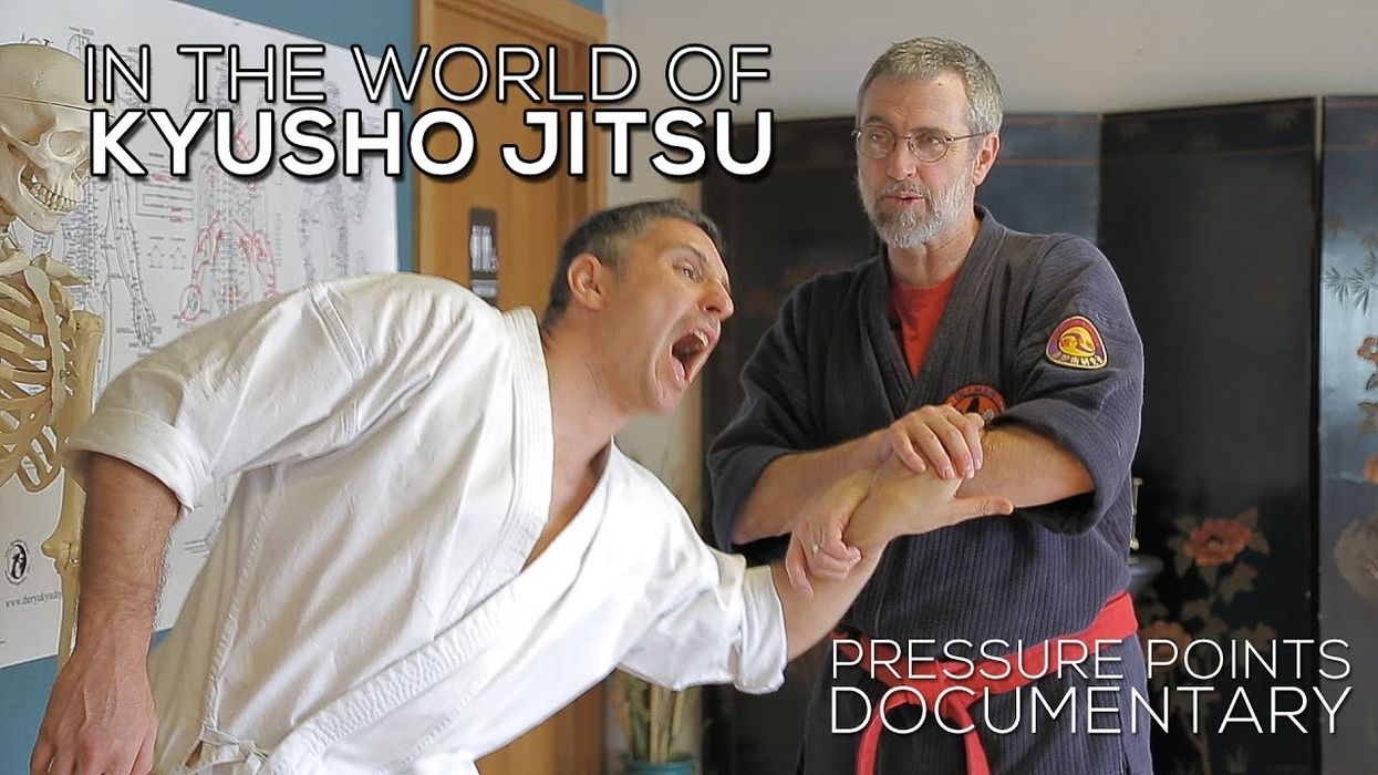 Defending the Use of Human Pressure Points in Kyusho-Jitsu Self-Defense Moves
