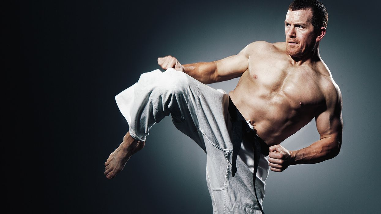Fitness Is Required for Martial Arts Proficiency!