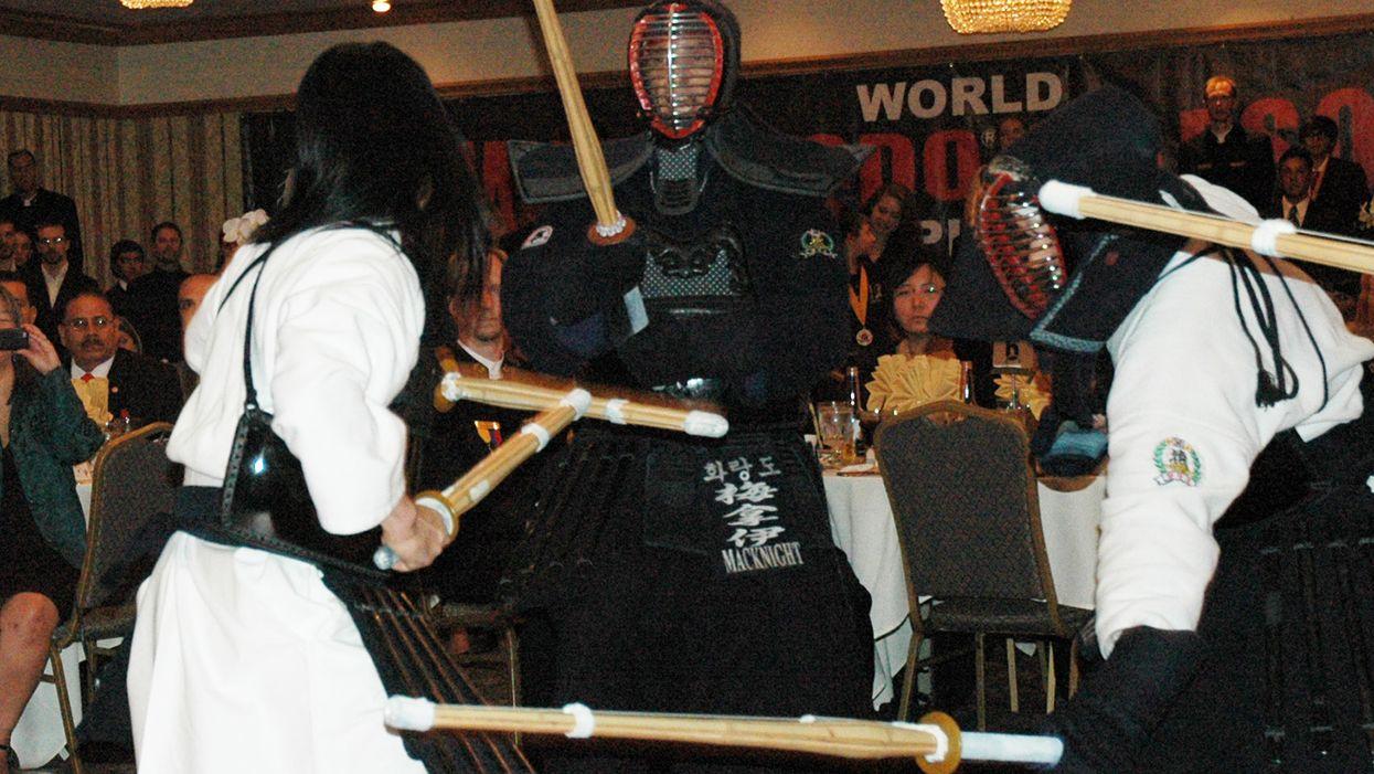 Ancient Korean Swords and Sword Arts (Part 2)