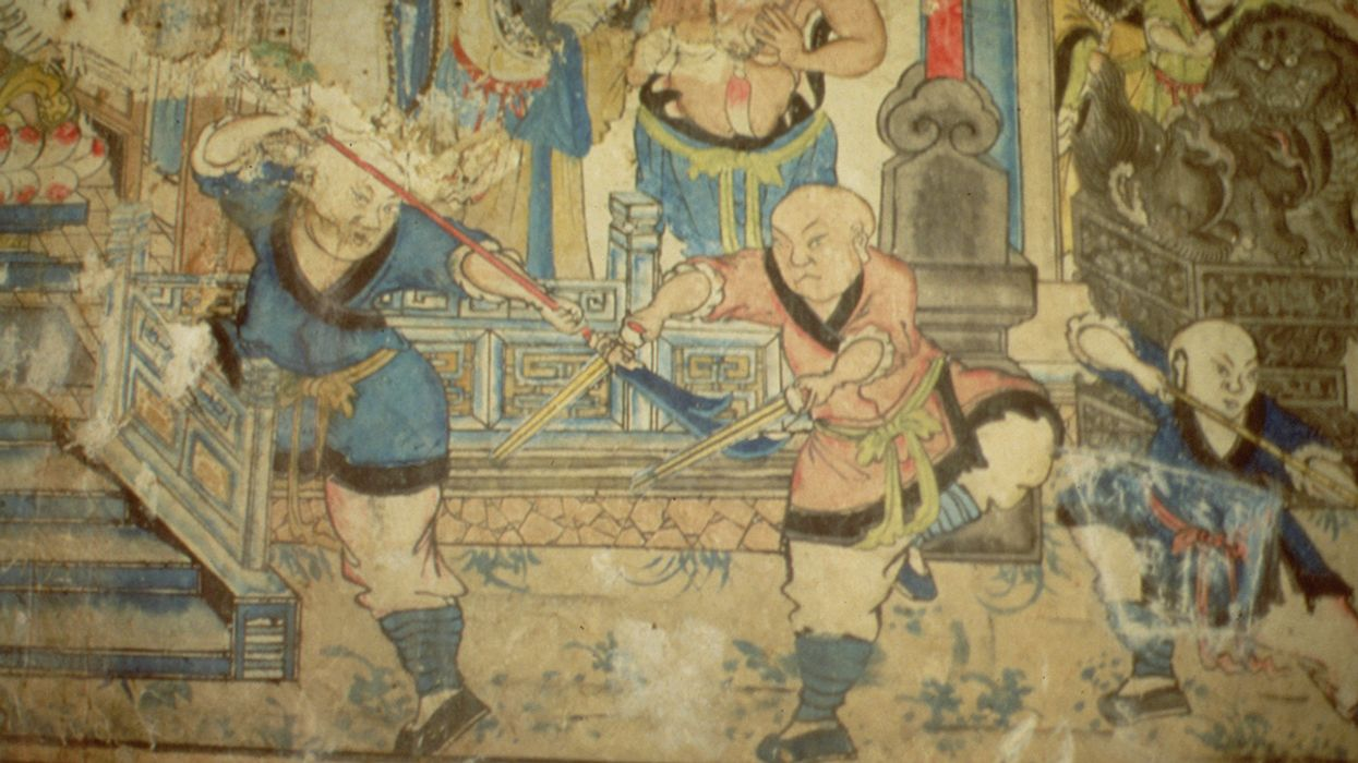 Virtual Tour of China's Shaolin Temple