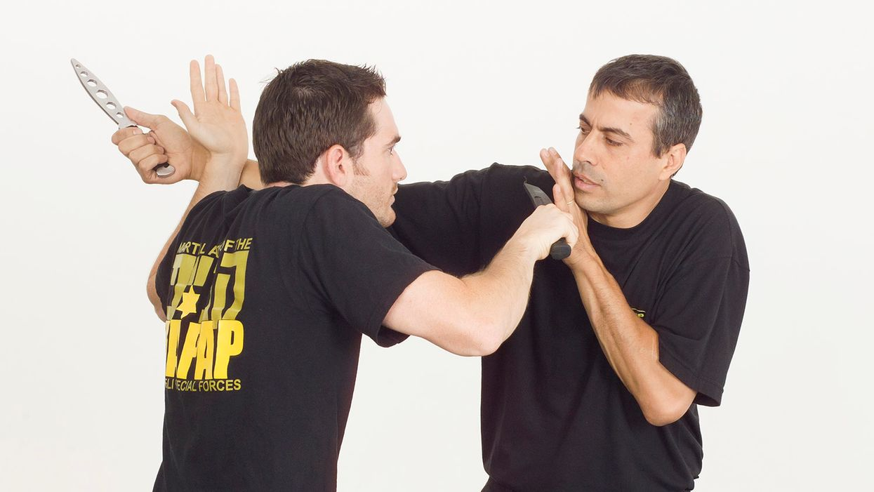 Israeli Martial Artist and Former Military CQC Instructor on How to Stay Safe in the Age of Terrorism