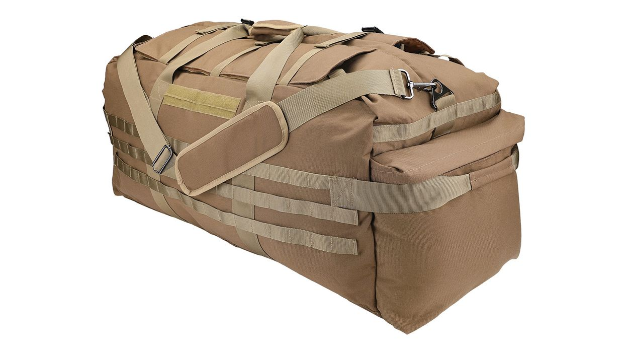 Tactical Trainer Backpack & Tactical Gear Bag