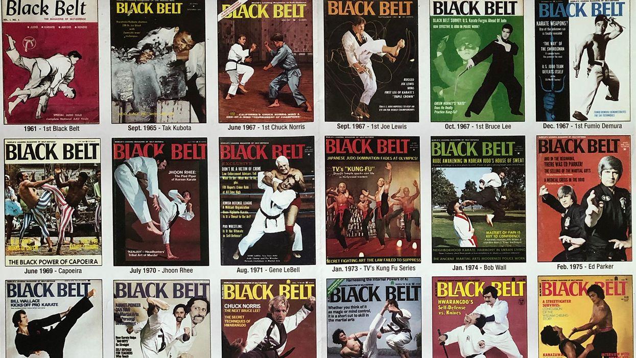 A Short History of Black Belt Magazine