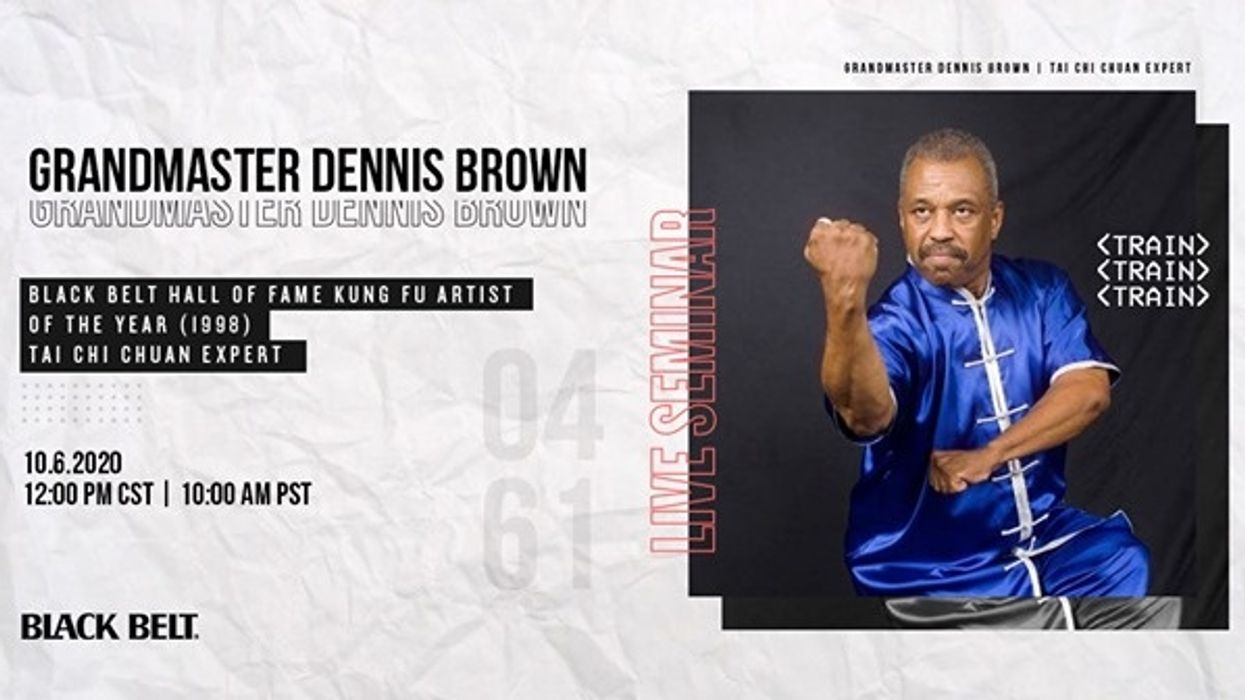 Live Tai Chi Chuan Seminar with Dennis Brown