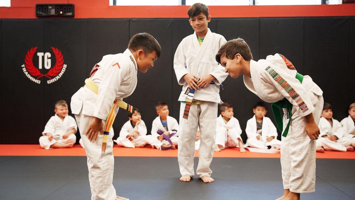 How Martial Arts Teaches Respect