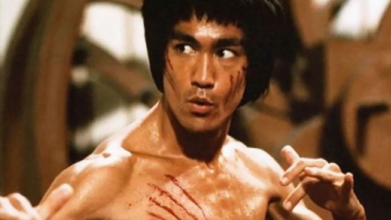 "Bruce Lee's ""10,000 Kicks"" Challenge – Complete 10,000 Kicks in 10 Days"