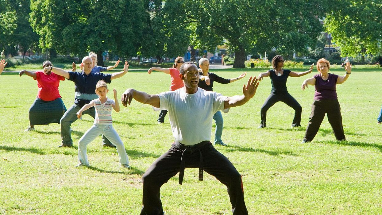 Tai Chi Training for Middle-Aged Martial Artists Who Refuse to Quit