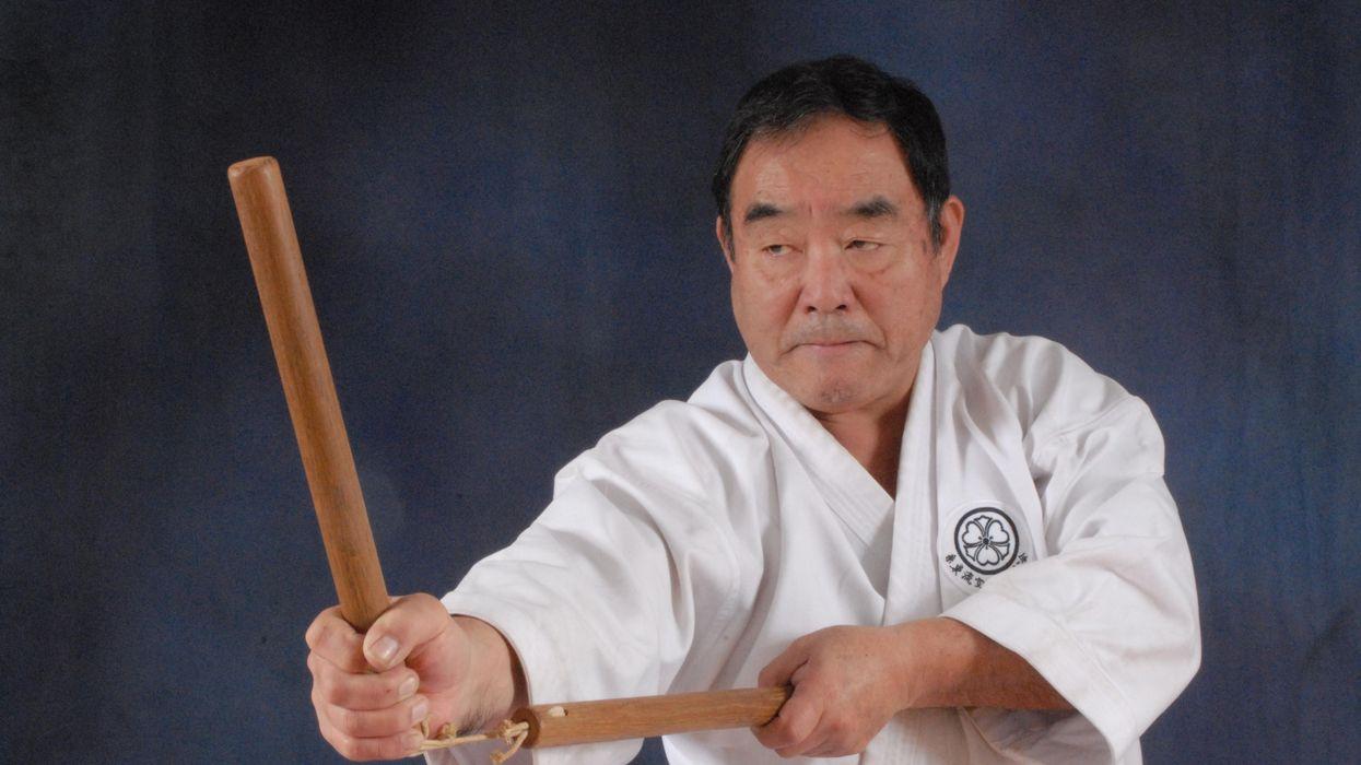Nunchaku Training: How to Use Nunchaku