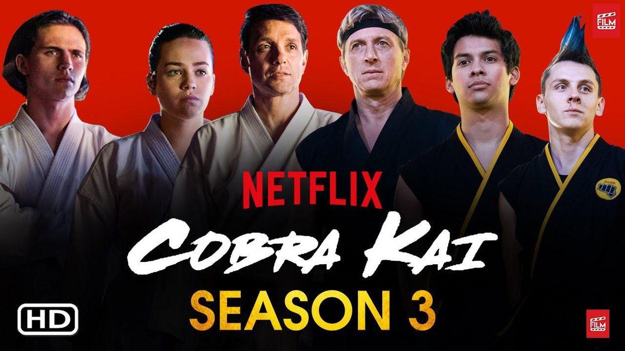 "Release Date Announced for ""Cobra Kai"" Season 3"