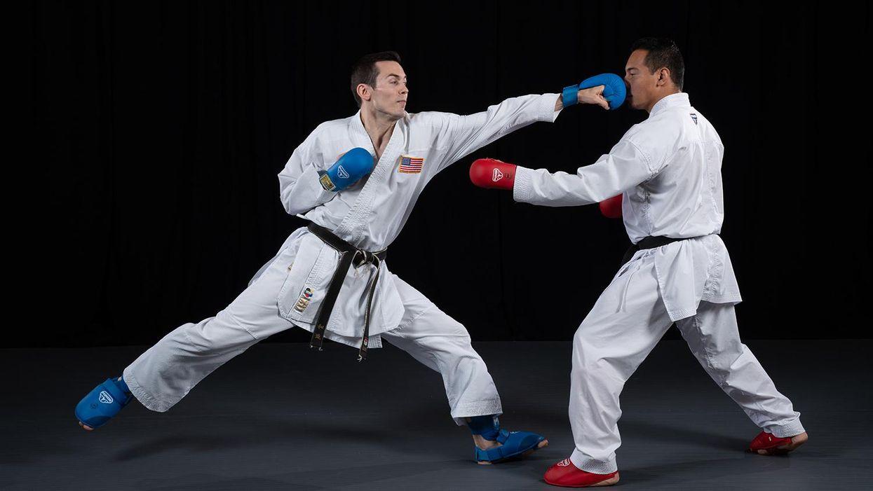 7 Types of Karate Sparring