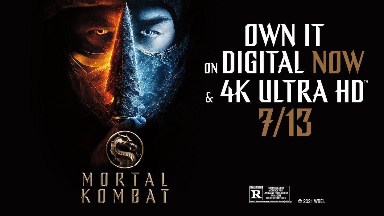 Mortal Kombat Digital Movie Sweepstakes!