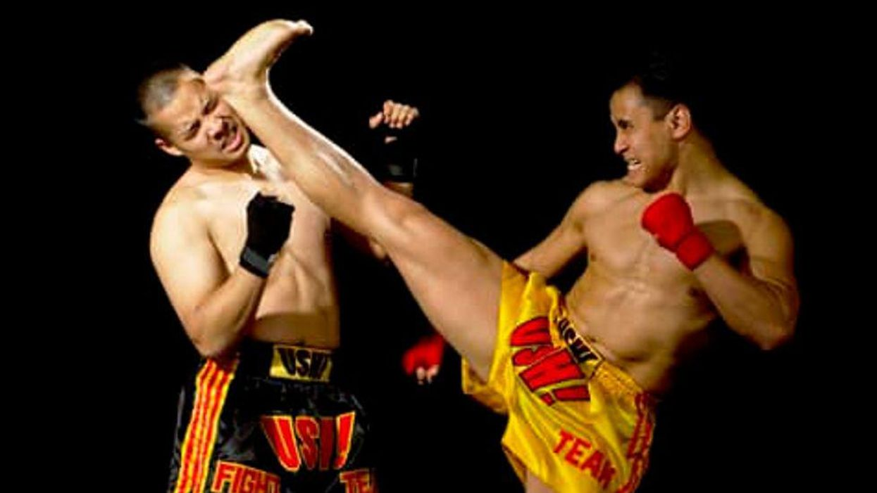 Mixed Martial Arts in China: Sanshou and San Da