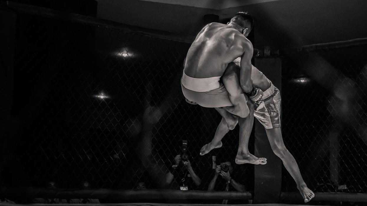 MMA Opinion: Can You Protect Yourself at All Times?