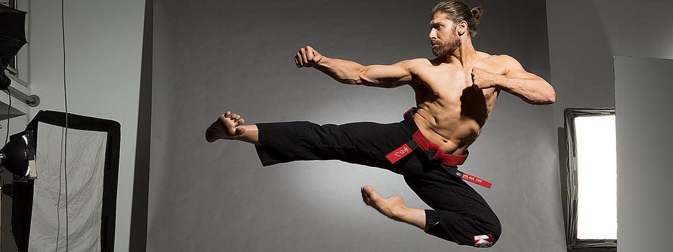 Alain Moussi: The Next Big Action Star