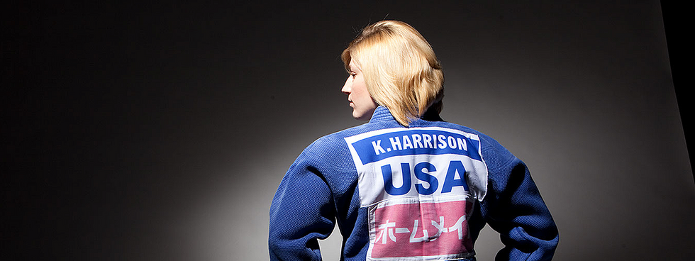 Judo-to-MMA Success Story Starring 2-Time Olympic Gold-Medalist Kayla Harrison