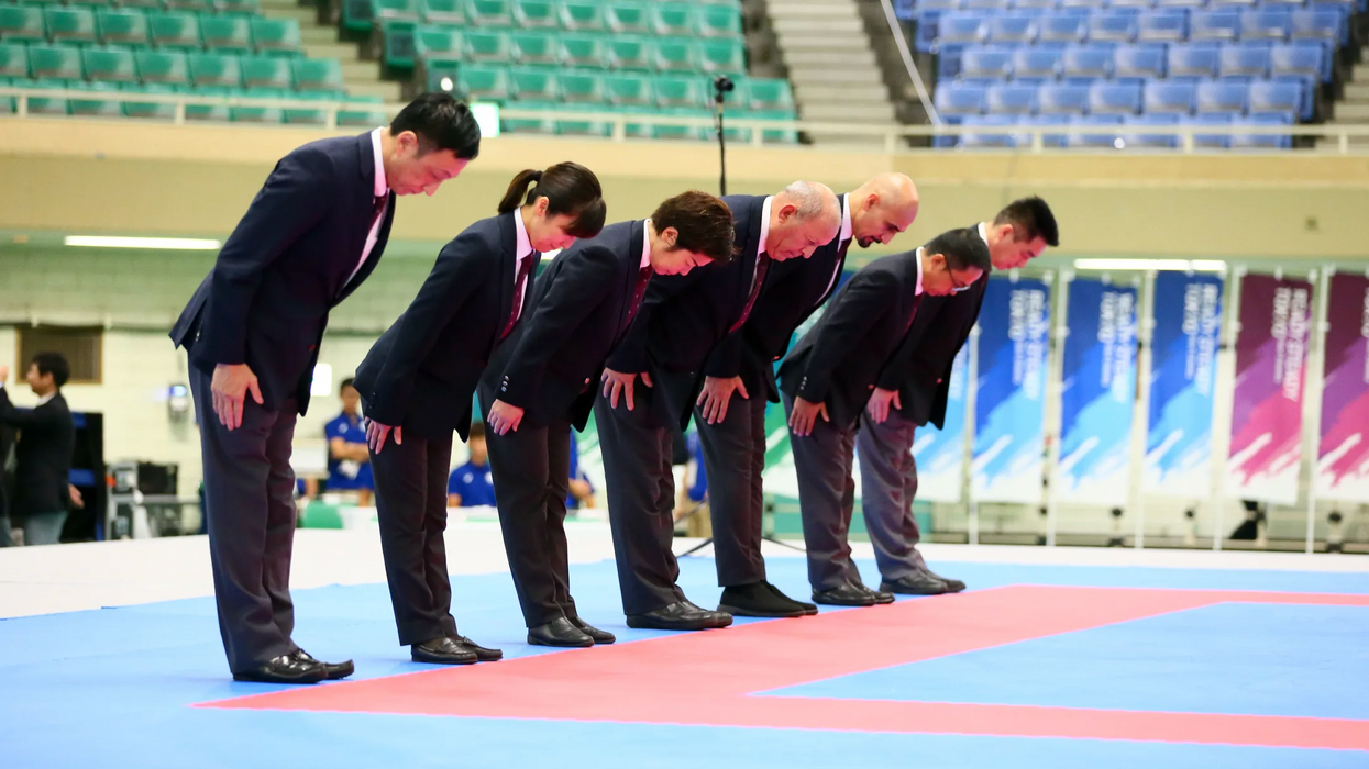 Karate Judges
