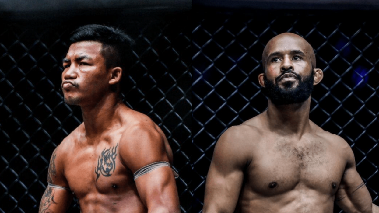 ONE X Announced With Rodtang vs. Demetrious Johnson, Two Title Bouts