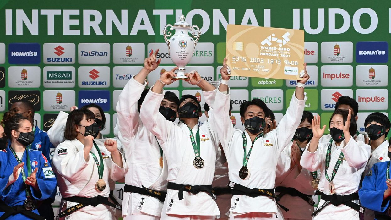Japan Judo World Championships
