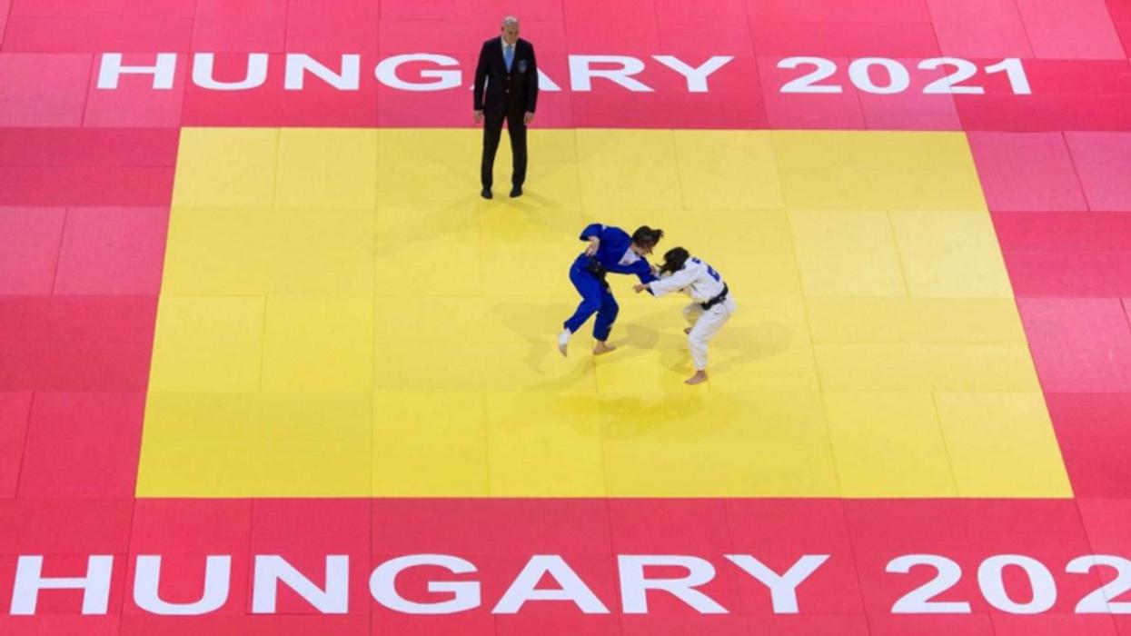 Judo World Championships 2021