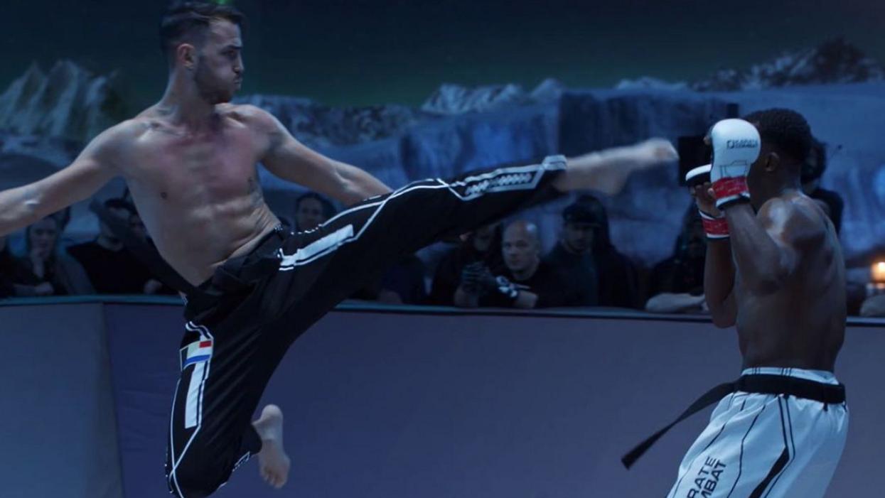 Karate Combat Episode 10