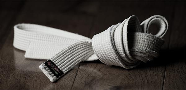 Martial Arts White Belt