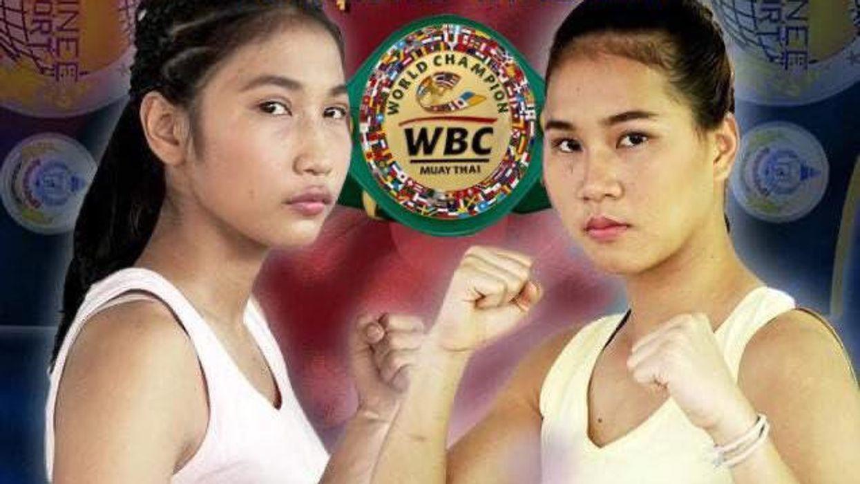 Muay Thai women
