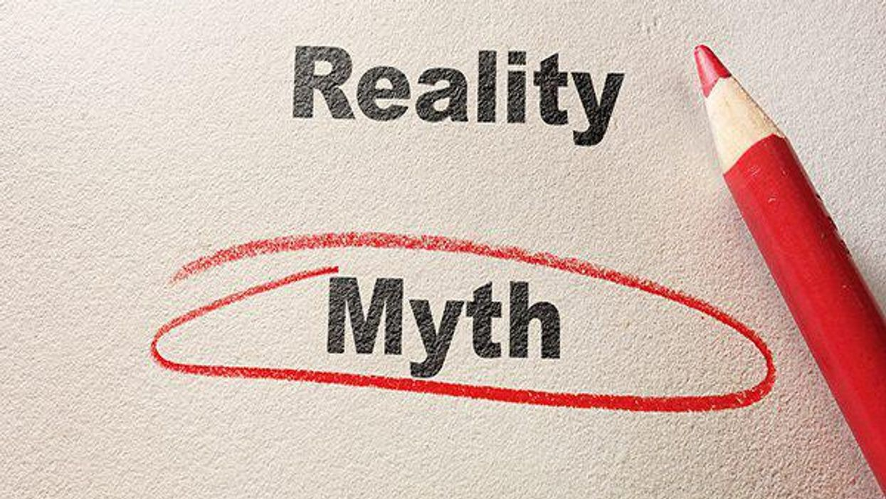 Myth instead of reality