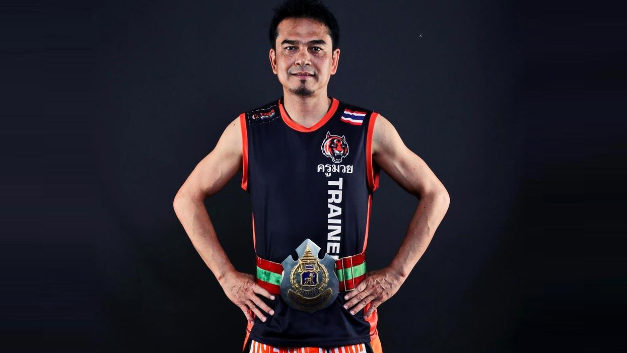 Namkabuan Muay Thai