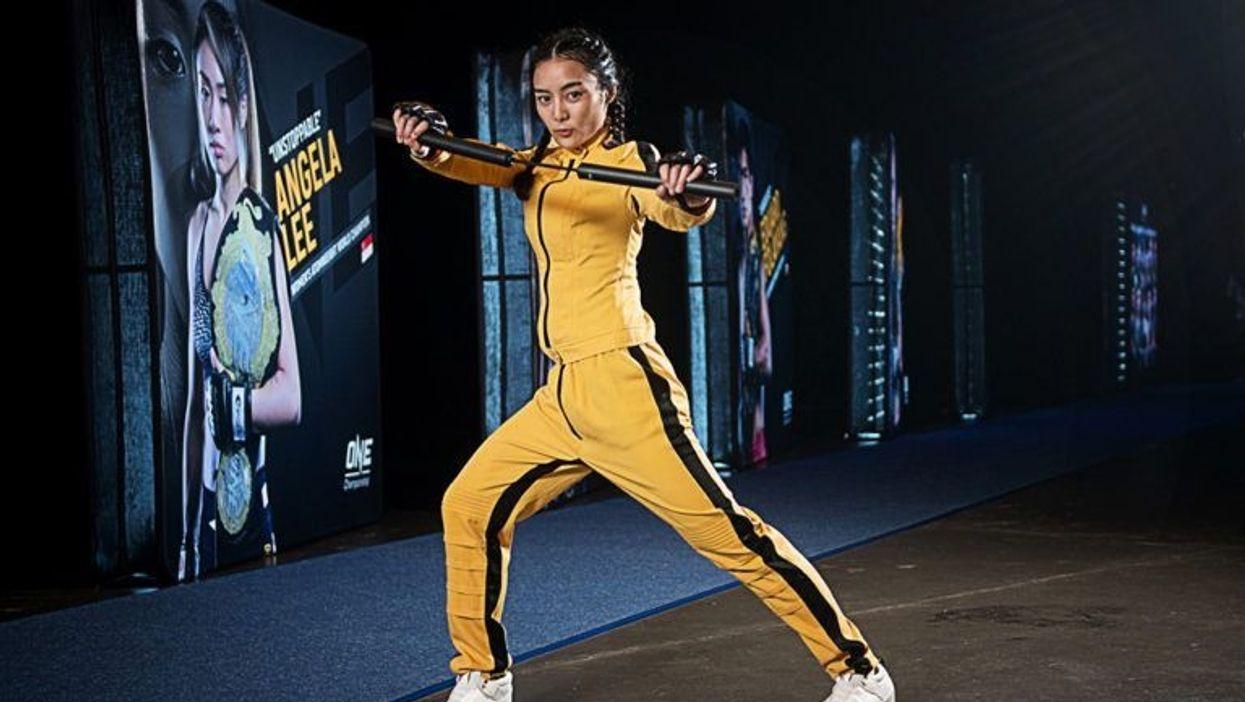 Rika Ishige Bruce Lee