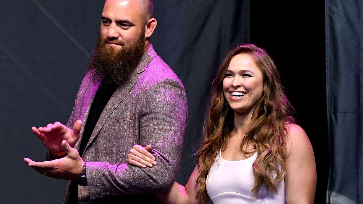 Ronda Rousey Pregnant