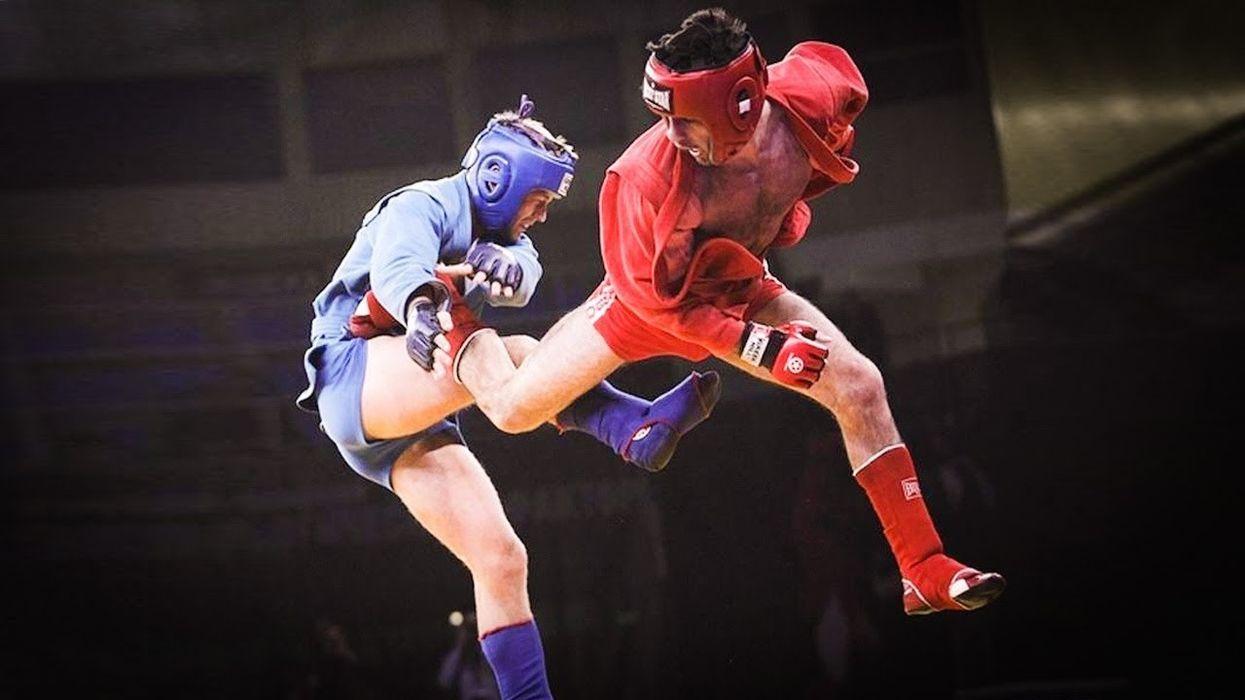 Sambo Championships