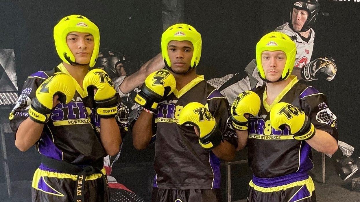 Team Straight Up GForce