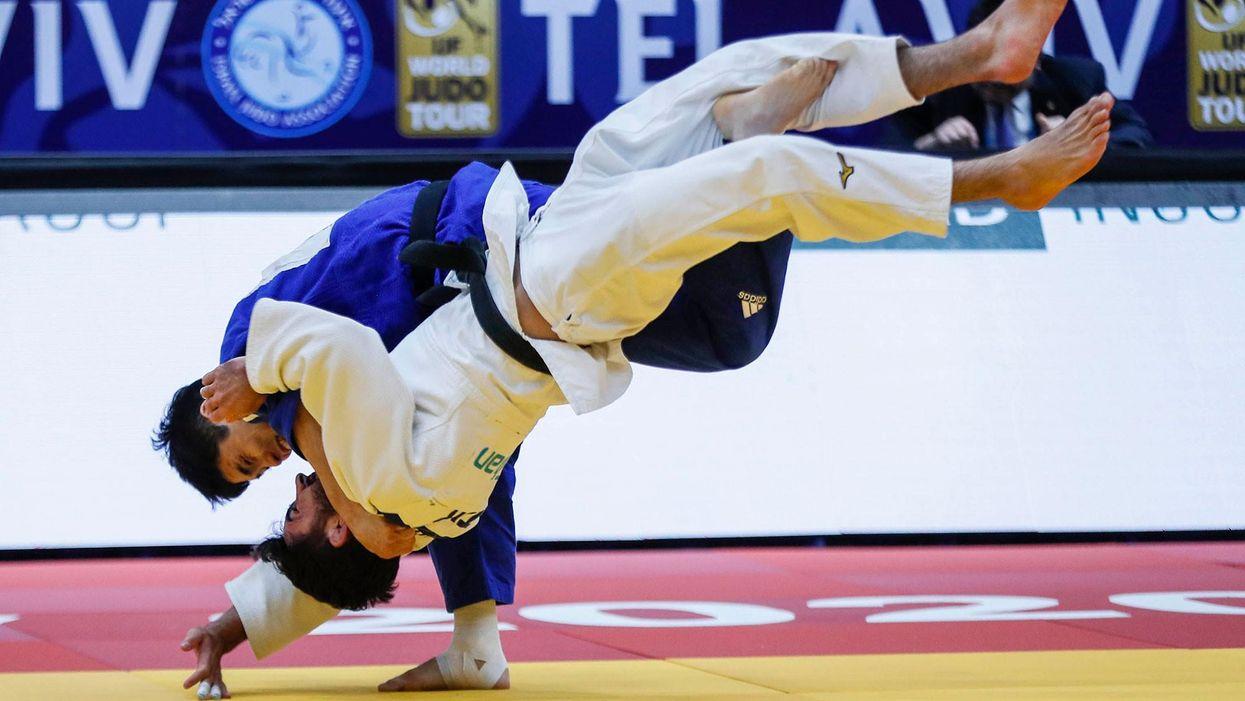 Tel Aviv Judo