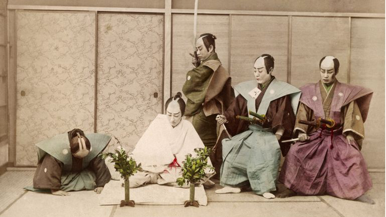 Traditional Japanese Ceremony