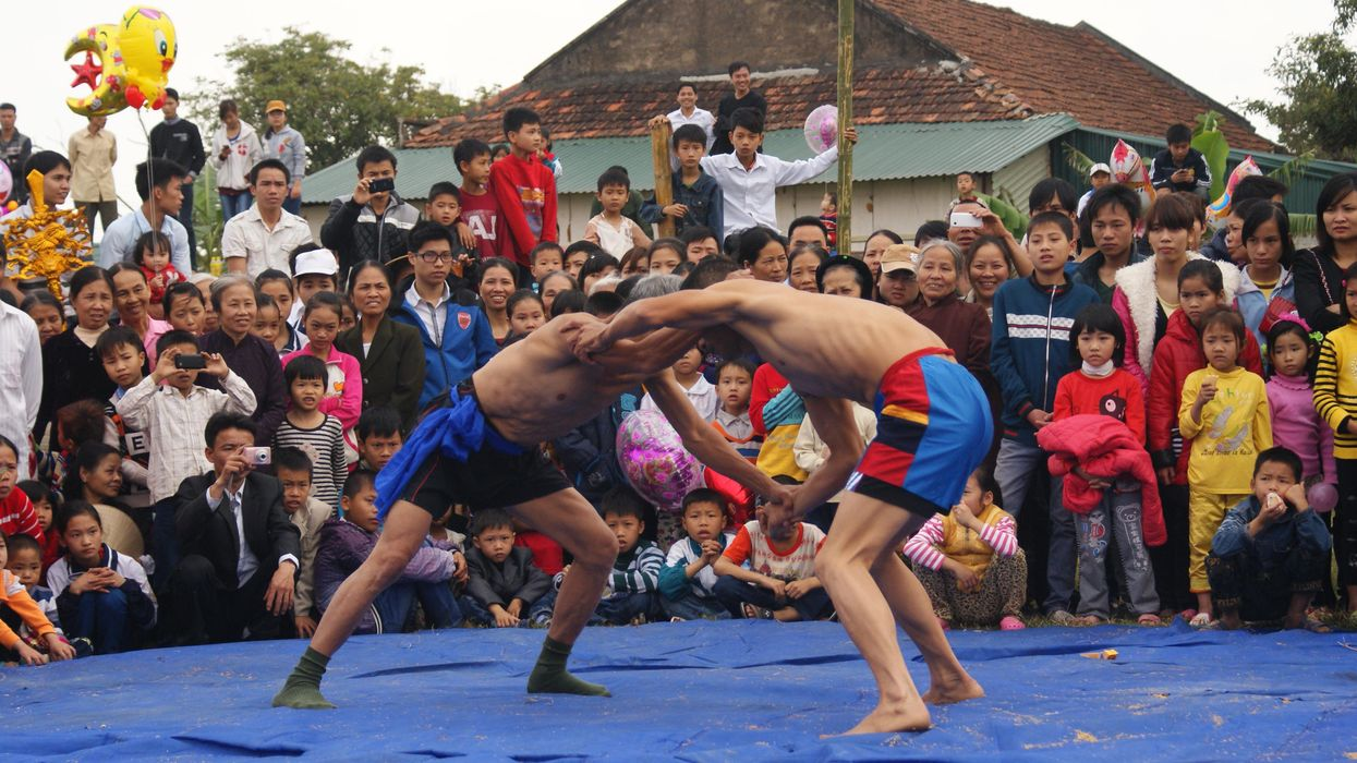 Vietnamese Martial Arts