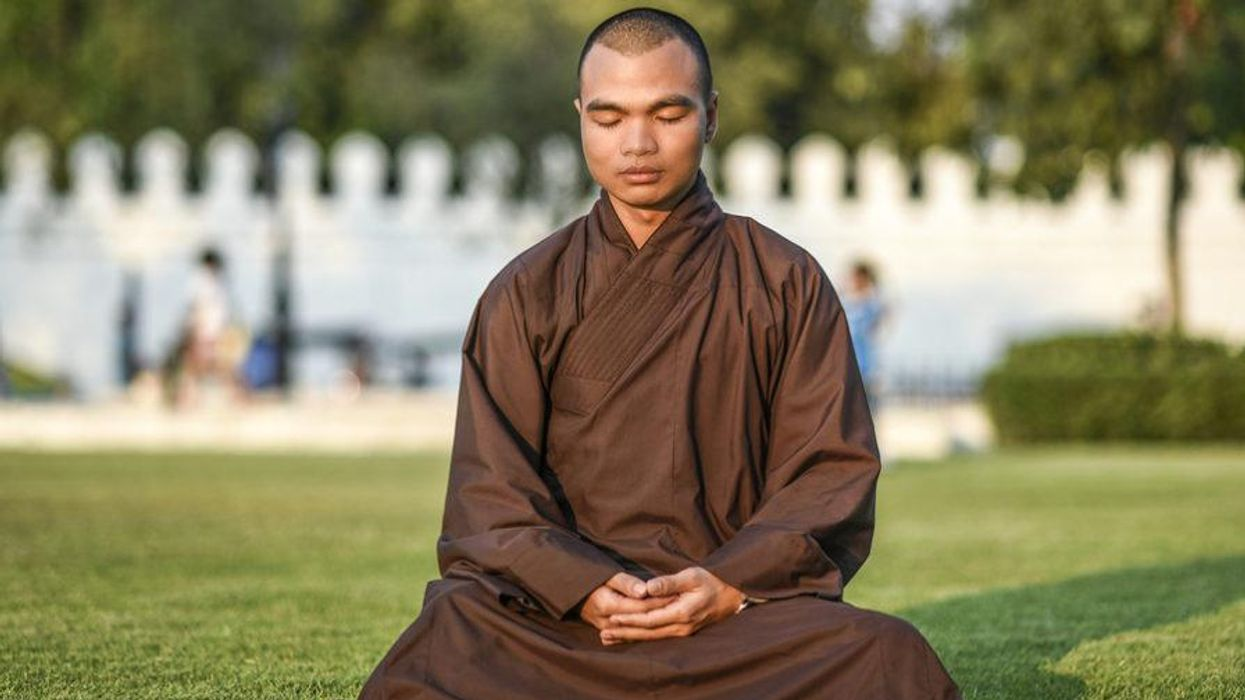 Zen Buddhist